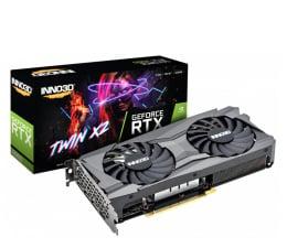 Karta graficzna NVIDIA Inno3D GeForce RTX 3060 Twin X2 LHR 12GB GDDR6