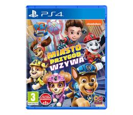 Gra na PlayStation 4 PlayStation Psi Patrol: Miasto Przygód wzywa
