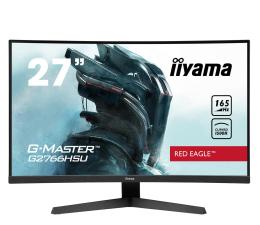 "Monitor LED 27"" iiyama G-Master G2766HSU Red Eagle Curved"
