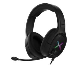 Słuchawki przewodowe KRUX Popz RGB