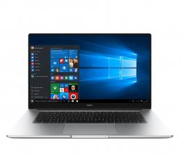 "Notebook / Laptop 15,6"" Huawei MateBook D 15 i5-10210U/8GB/512/Win10 srebrny"