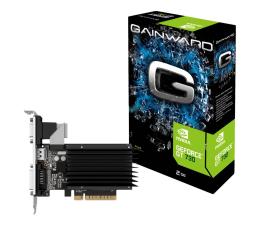 Karta graficzna NVIDIA Gainward GeForce GT 730 SilentFX 2GB DDR3