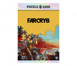 Puzzle z gier Good Loot Far Cry 6: Dani Puzzles 1000