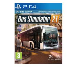 Gra na PlayStation 4 PlayStation Bus Simulator 21 - Day One Edition