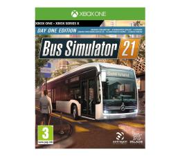Gra na Xbox One Xbox Bus Simulator 21 - Day One Edition