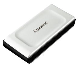 Dysk zewnętrzny SSD Kingston XS2000 2TB USB 3.2 Gen 2x2 Srebrny