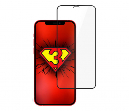 Folia / szkło na smartfon 3mk NeoGlass™ do iPhone 12/12 Pro