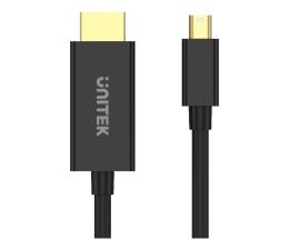 Kabel DisplayPort Unitek Kabel mini DisplayPort - HDMI - 2m, 4K/30Hz