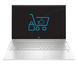 "Notebook / Laptop 15,6"" HP Pavilion 15 i5-1135G7/8GB/512 Silver"