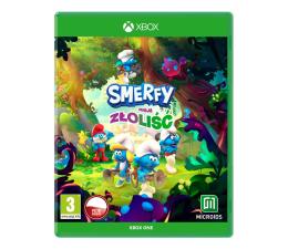 Gra na Xbox One Xbox Smerfy: Misja Złoliść Edycja Smerfastyczna