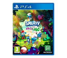 Gra na PlayStation 4 PlayStation Smerfy: Misja Złoliść Edycja Smerfastyczna