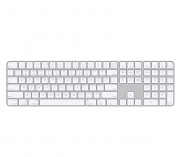 Klawiatura bezprzewodowa Apple Magic Keyboard z Touch ID i polem numerycznym (US)