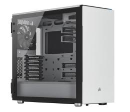 Obudowa do komputera Corsair Carbide Series 678C Low Noise TG ATX White