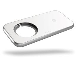 Ładowarka do smartfonów Zens 3-in-1 Aluminium indukcyjna 45W Magsafe (biała)