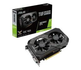 Karta graficzna NVIDIA ASUS GeForce GTX 1660 Ti TUF Gaming EVO OC 6GB GDDR6