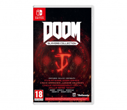 Gra na Switch Switch Doom Slayers Collection