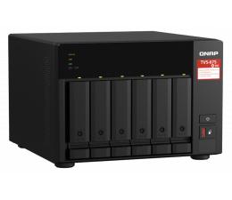 Dysk sieciowy NAS / macierz QNAP TVS-675-8G (6xHDD, 8x2.5GHz, 8GB, 4xUSB, 2xLAN)