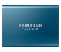 Dysk zewnętrzny SSD Samsung Portable SSD T5 500GB USB 3.2 Gen. 2 Niebieski