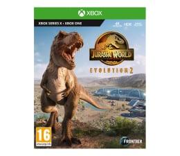 Gra na Xbox One Xbox Jurassic World Evolution 2