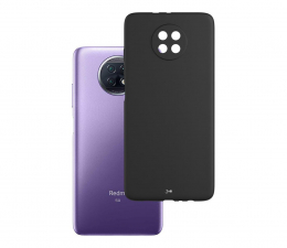 Etui / obudowa na smartfona 3mk Matt Case do Xiaomi Redmi Note 9T czarny
