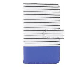 Wkład do aparatu Fujifilm Album Instax Mini Striped niebieski