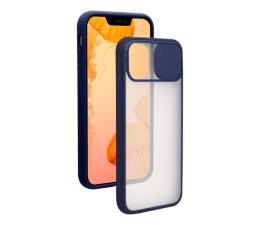 Etui / obudowa na smartfona BigBen Slide Case Contour do iPhone 12/12 Pro blue