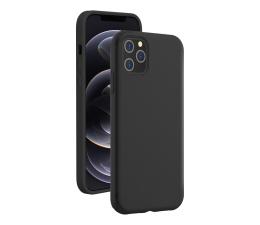 Etui / obudowa na smartfona BigBen SoftTouch Silicone Case do iPhone 12 Pro Max black