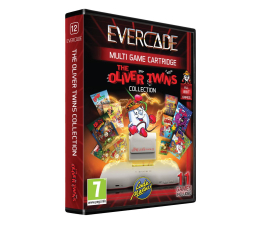Konsola MyArcade Evercade Zestaw gier #12 - The Oliver Twins Collection