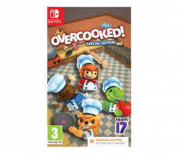Gra na Switch Switch Overcooked Special Edition