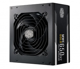 Zasilacz do komputera Cooler Master MWE GOLD-V2 650W 80 Plus Gold