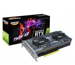 Karta graficzna NVIDIA Inno3D GeForce RTX 3060 Ti Twin X2 LHR 8GB GDDR6