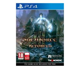 Gra na PlayStation 4 PlayStation SpellForce 3 Reforced