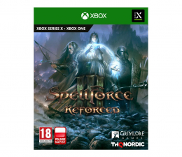 Gra na Xbox One Xbox SpellForce 3 Reforced