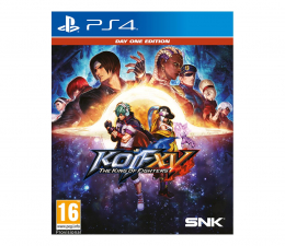 Gra na PlayStation 4 PlayStation The King of Fighters XV Day One Edition