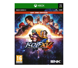 Gra na Xbox Series X | S Xbox The King of Fighters XV Day One Edition