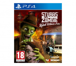 Gra na PlayStation 4 PlayStation Stubbs the Zombie in Rebel Without a Pulse