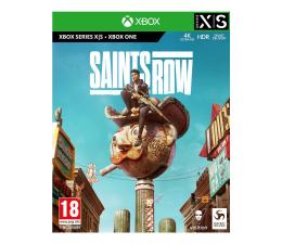 Gra na Xbox One Xbox Saints Row Edycja Premierowa