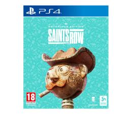 Gra na PlayStation 4 PlayStation Saints Row Edycja Niesławna