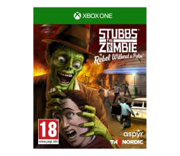 Gra na Xbox One Xbox Stubbs the Zombie in Rebel Without a Pulse