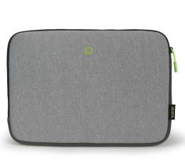 """Etui na laptopa Dicota Skin FLOW 13-14.1"""" szary/zielony"""