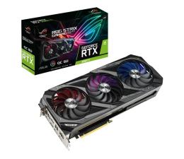 Karta graficzna NVIDIA ASUS GeForce RTX 3060 Ti ROG STRIX OC V2 LHR 8GB GDDR6