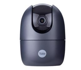 Inteligentna kamera Yale Kamera wewnętrzna Wi-Fi 1080p obrotowa