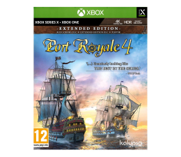 Gra na Xbox Series X   S Xbox Port Royale 4 Extended Edition