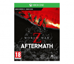 Gra na Xbox One Xbox World War Z: Aftermath