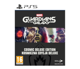 Gra na PlayStation 5 PlayStation Marvel's Guardians of the Galaxy Cosmic Deluxe Ed.