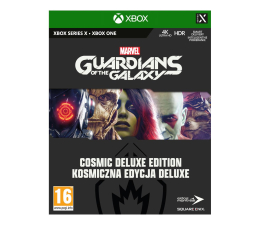 Gra na Xbox One Xbox Marvel's Guardians of the Galaxy Cosmic Deluxe Ed.