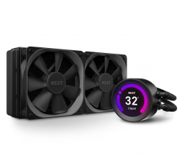 Chłodzenie procesora NZXT Kraken Z53 2x120mm
