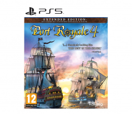 Gra na PlayStation 5 PlayStation Port Royale 4 Extended Edition
