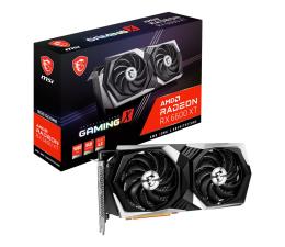 Karta graficzna AMD MSI Radeon RX 6600 XT GAMING X 8GB GDDR6