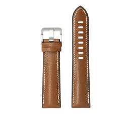 Pasek / bransoletka Samsung Novonappa do Galaxy Watch3 20mm brązowy